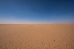 Fahrt durch die Sahara