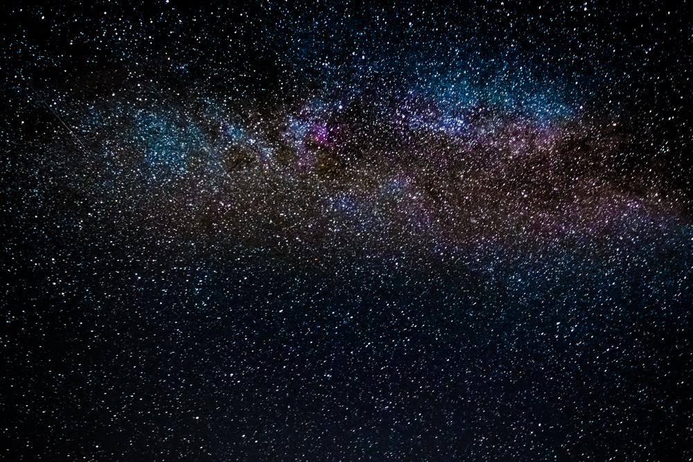 Milchstraße Albhochfläche