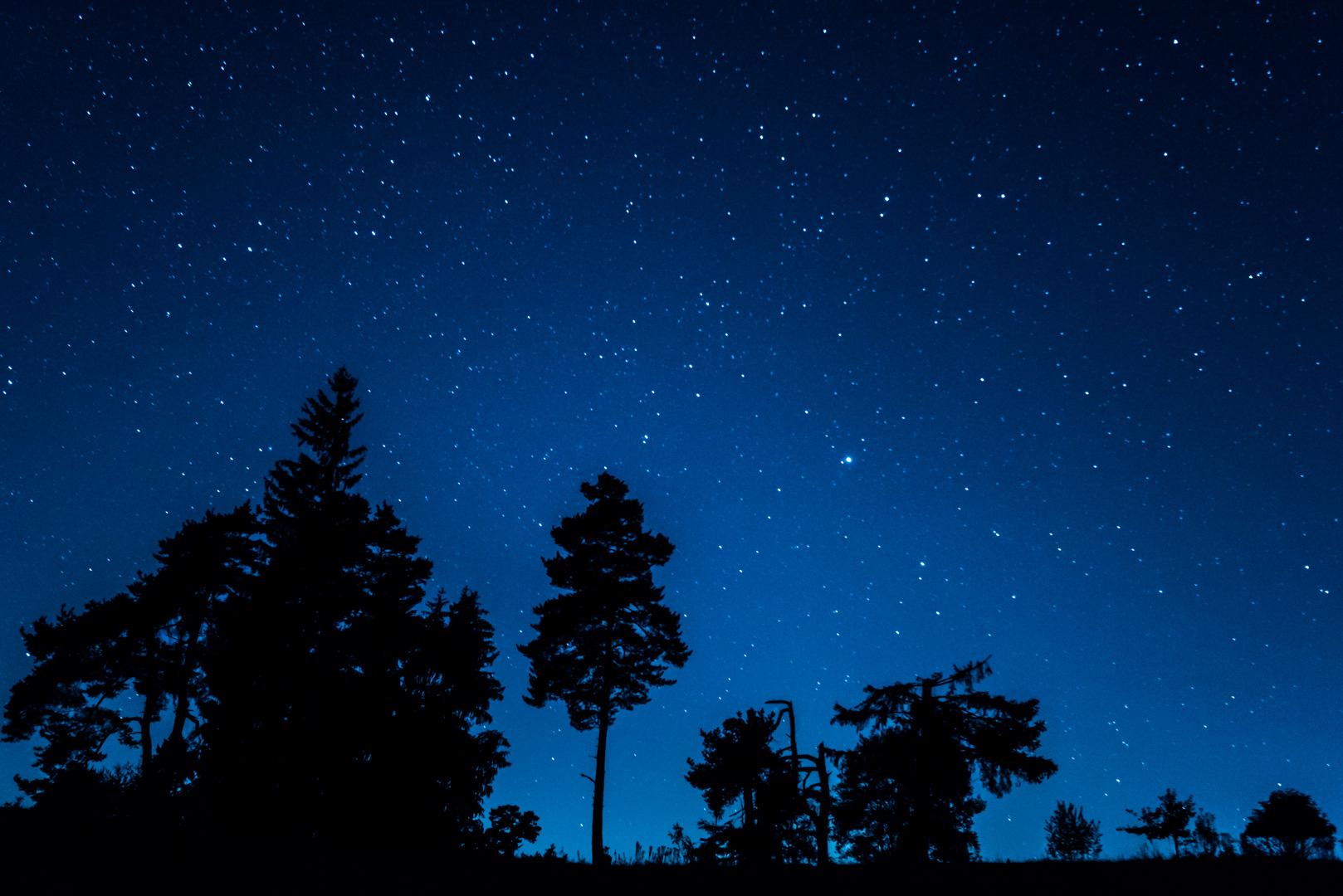 Sternenhimmel Felsenmeer