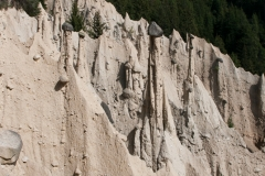 Erdpyramiden Percha Südtirol
